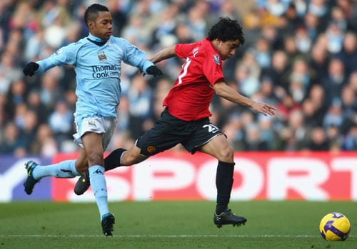 Rafael Outclassed Robinho in November's 1-0 Win