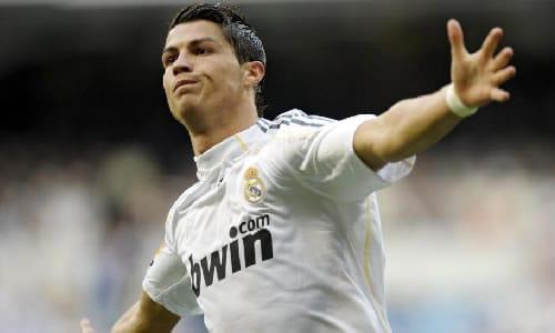 Ronaldo: Nani is my heir