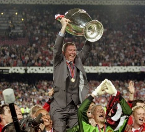 His greatest success, 1999 treble