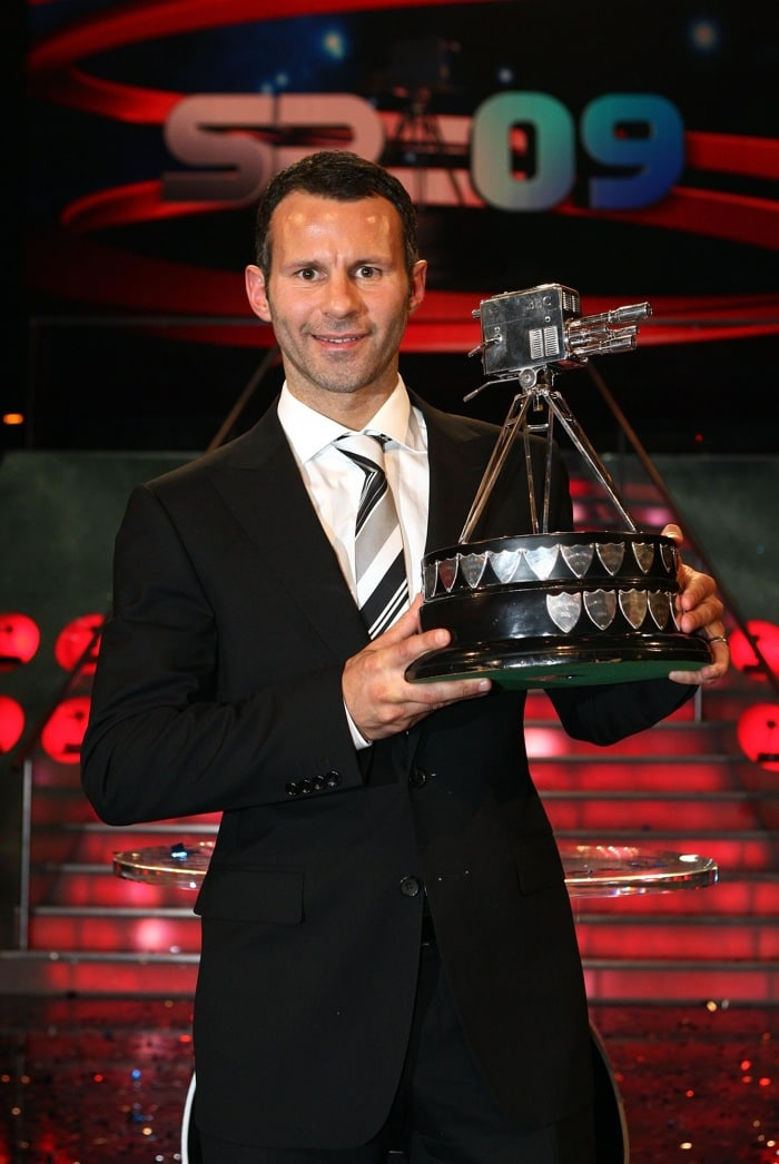 Ryan Giggs Sports Personality of the Year 2009