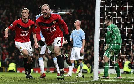 It's adios Carlitos as Rooney powers United to Carling Cup final