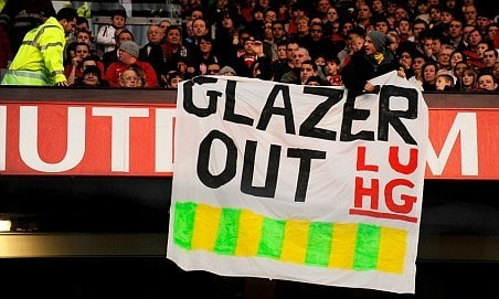 Glazers turn on fans as call for boycott grows