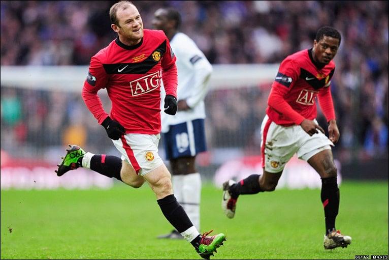 Wayne Rooney Wembley