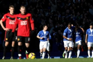 Manchester United Everton