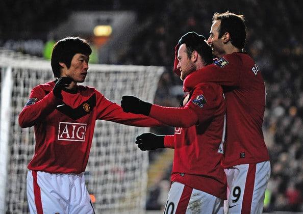 Wayne Rooney Park Ji-Sung