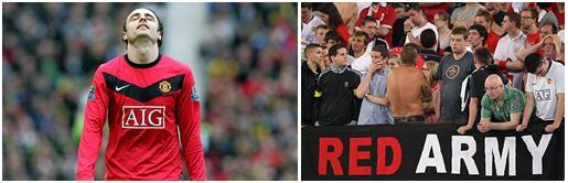 Dimitar Berbatov United fans