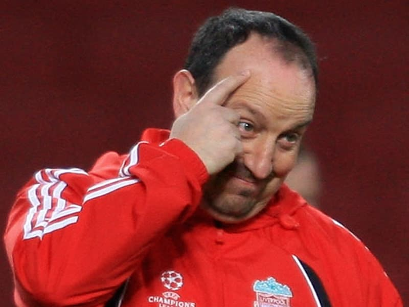 Bye Rafa and thanks for the memories