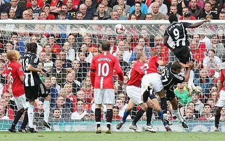 Manchester United Newcastle United