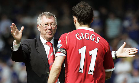 Giggs avoided Fergie for a decade
