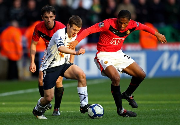 Bolton Wanderers v Manchester United