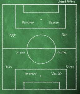 Chalkboard v Liverpool