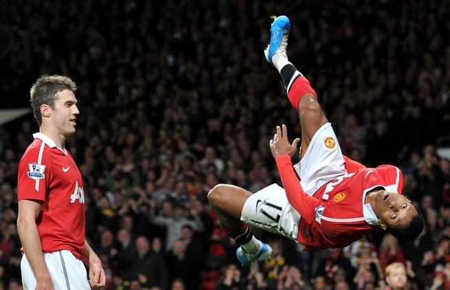 United score 'usual' Spurs win