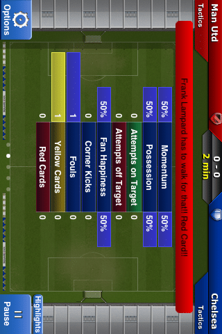 Review: Championship Manager 2011 for iPhone