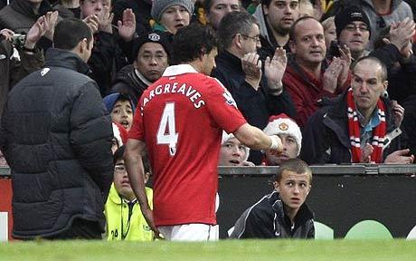 Same old Hargo, always injured