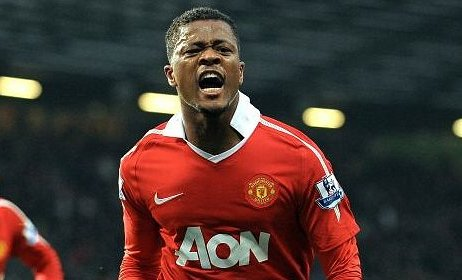 Evra begins war of words but who will end it?
