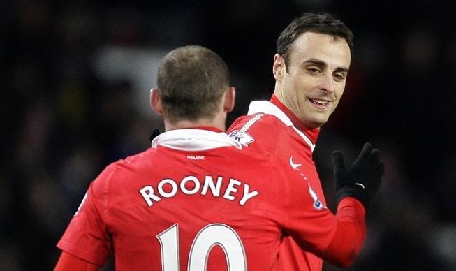 Wayne Rooney Dimitar Berbatov