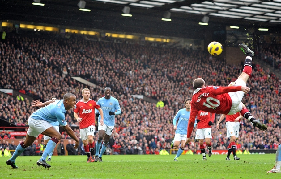 Rooney's scores goal of goals – can he now kick on?