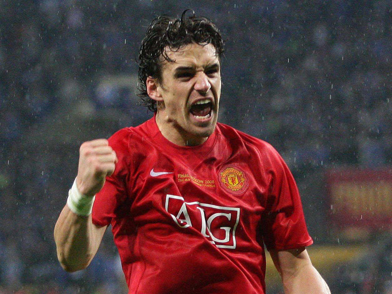 Owen Hargreaves, Manchester United