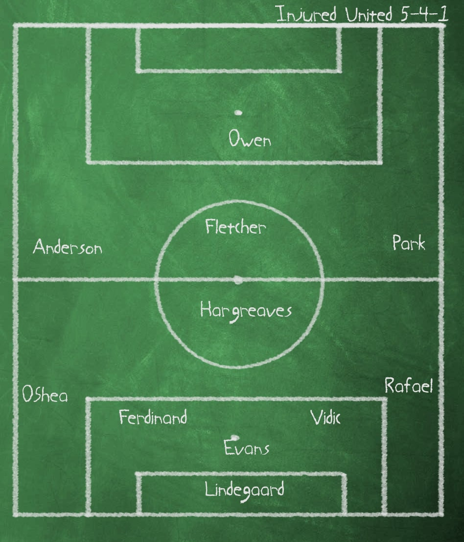Injured United XI