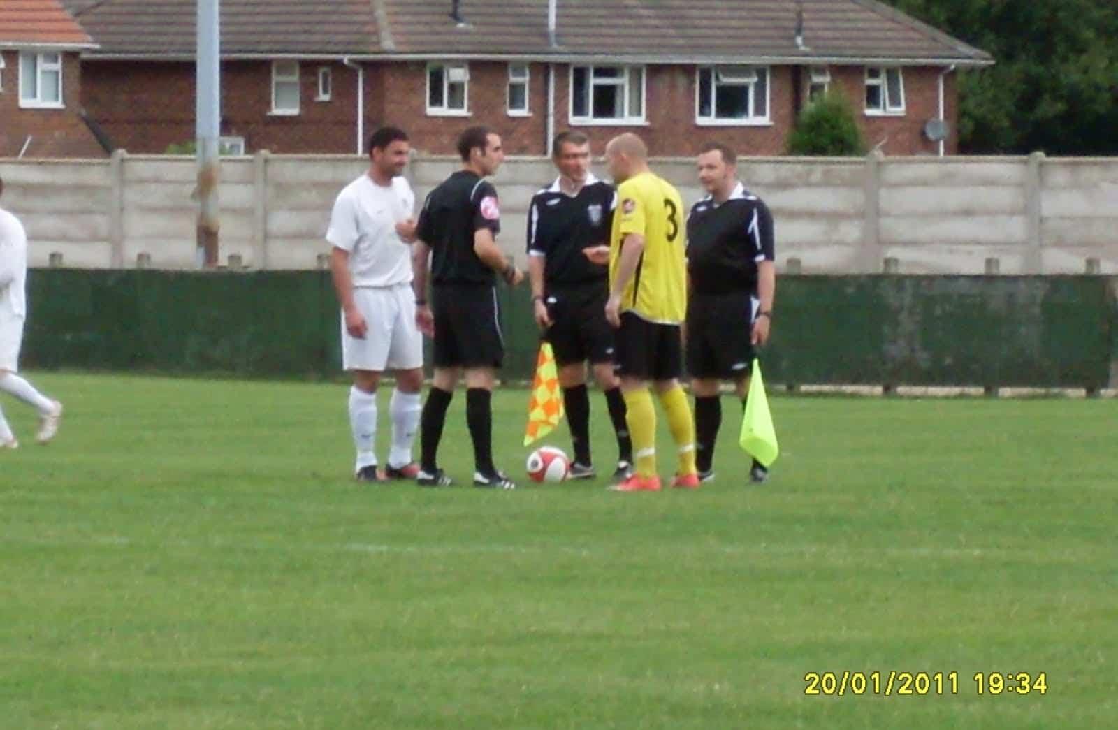 Roy Keane referee
