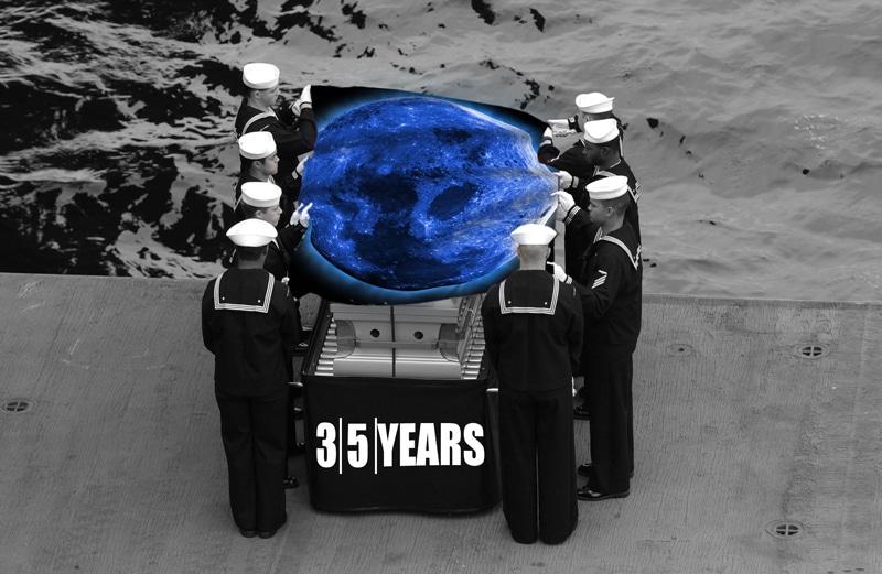 RIP 35 years