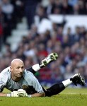 Fabien Barthez 2000–2004  The French international joined a great expense and offered brilliance and errors in almost equal measure. Played nearly 150 games for the club before Ferguson lost patience and loaned the 'keeper to Marseille.