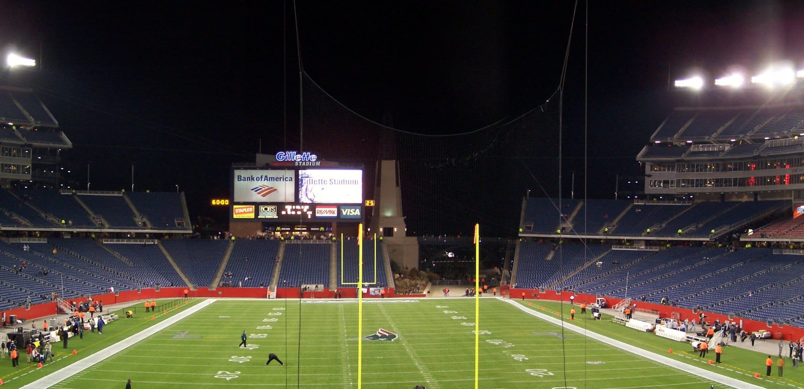 Gillette Stadium, Boston