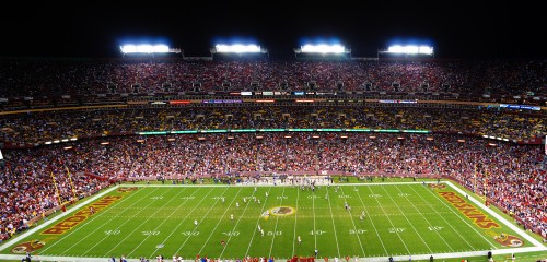 FedEx Field, Washington