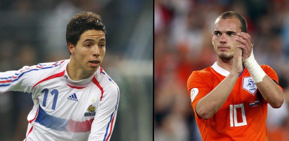 Poll: Nasri or Sneijder?