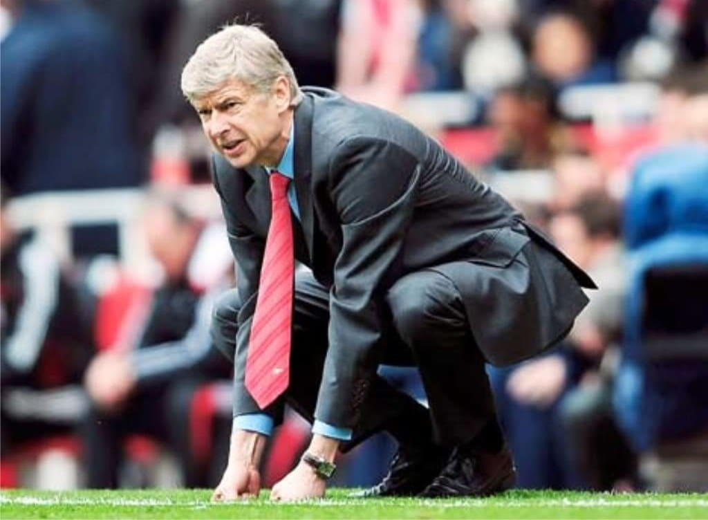 Wenger gets it right and oh so wrong on 'tapping up'
