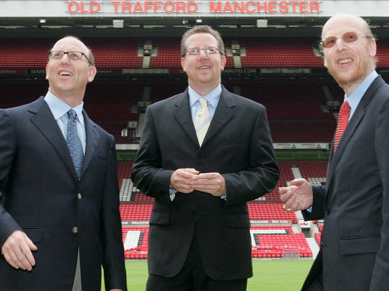 Manchester United: el club capitalista por excelencia