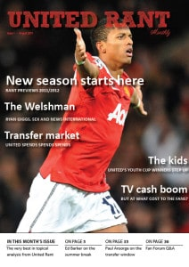 Rant Monthly Issue 1 August 2011