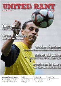 Rant Monthly December 2011
