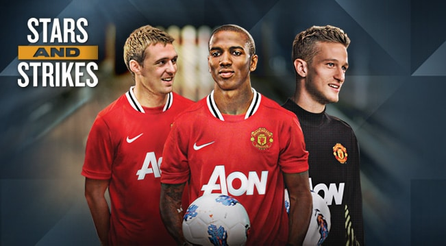 Win a signed 2010/11 United shirt and stadium tours with Betfair