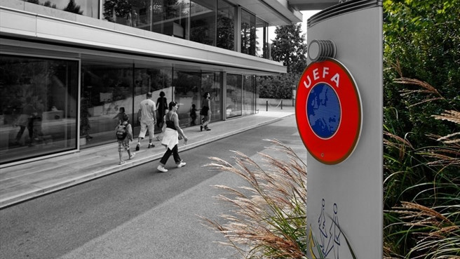 UEFA HQ, Nyon, Switzerland
