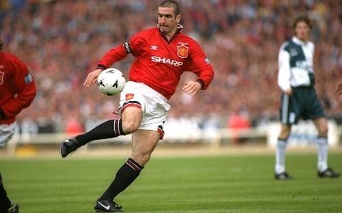 Eric Cantona, 1996 FA Cup final