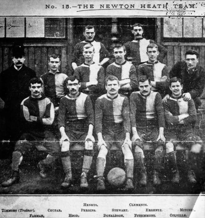 Newton Heath LYR FC