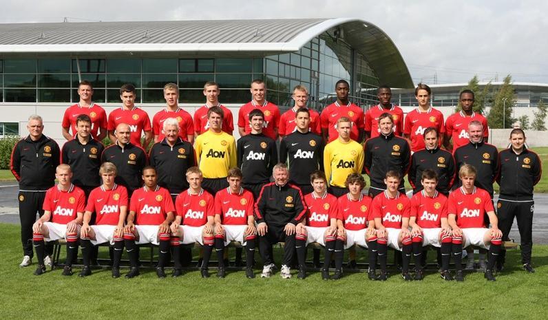 Academy Squad 2011-12
