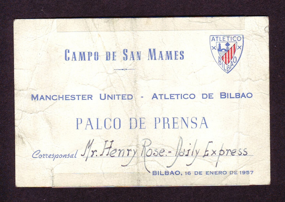 Athletic Bilbao v Manchester United