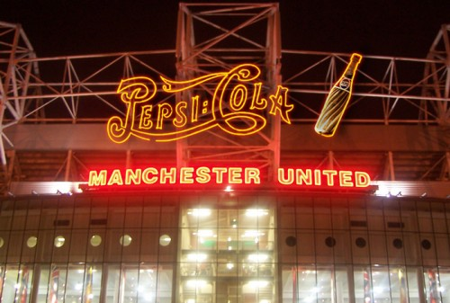 Pepsi Cola Field, Old Trafford