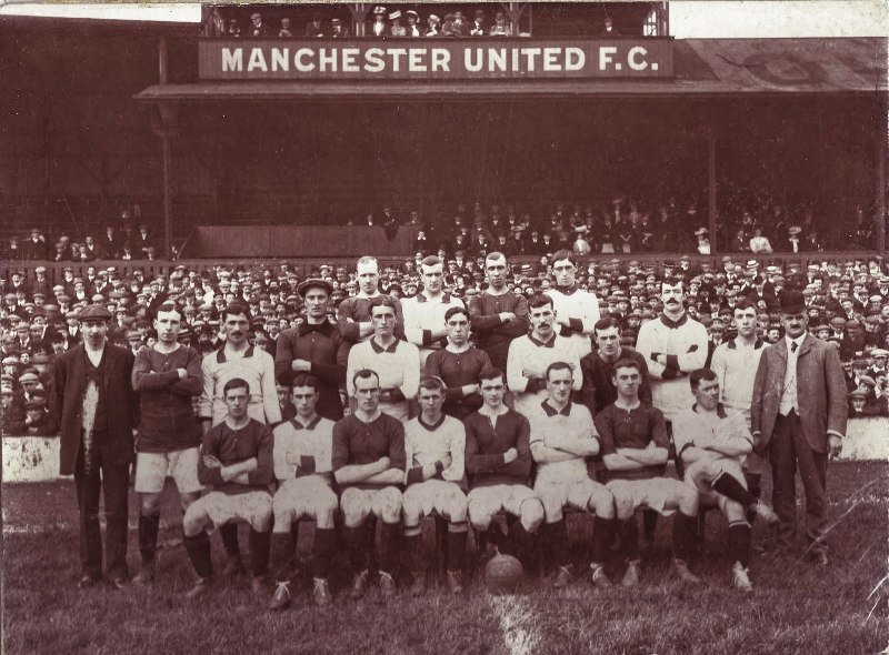 Book review: Manchester United's Golden Age 1903-1914