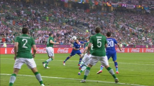 Ireland v Croatia