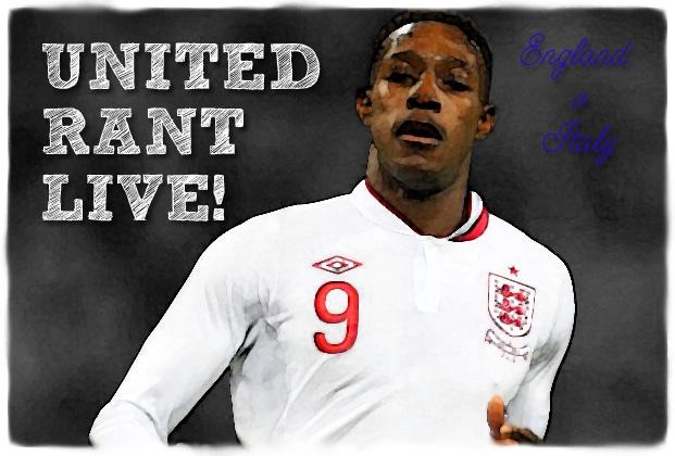 England v Italy, Euro 2012