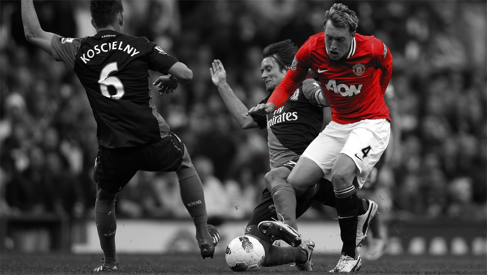 Phil Jones Arsenal