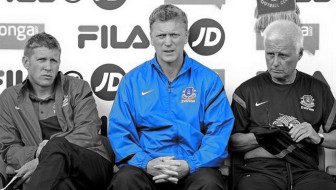 Poll: Is Moyes right to disrupt United's coaching set-up?