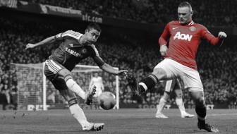 Wayne Rooney v Chelsea