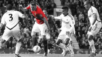 Manchester United v Swansea City