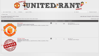 United Rant Forum