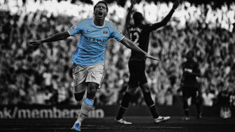 Manchester City 4-1 Manchester United