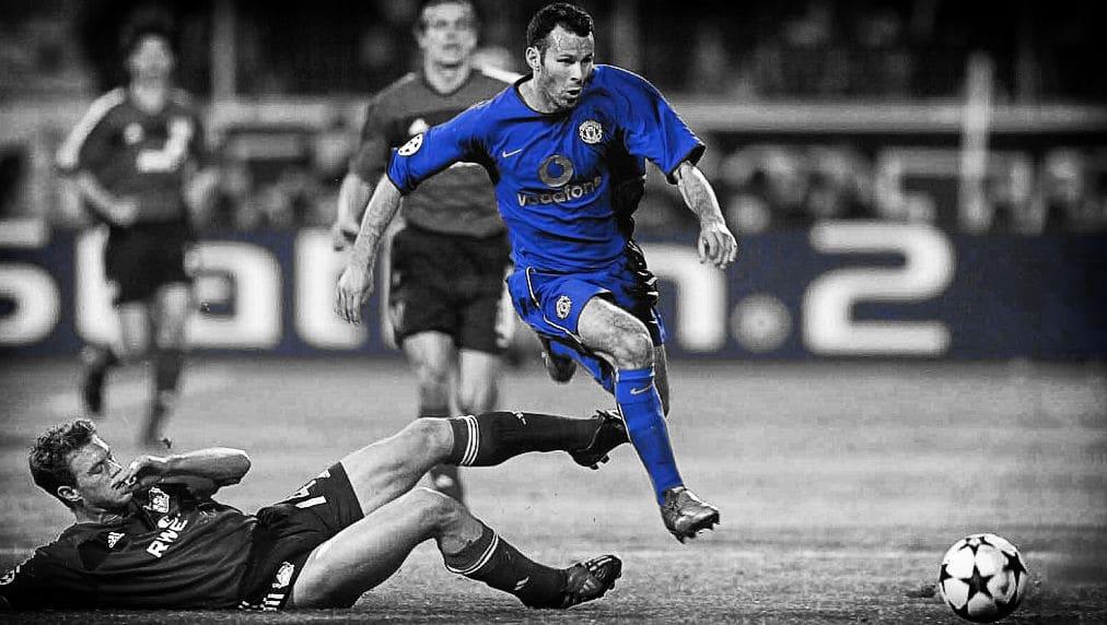 Ryan Giggs, Bayern Leverkusen 2002